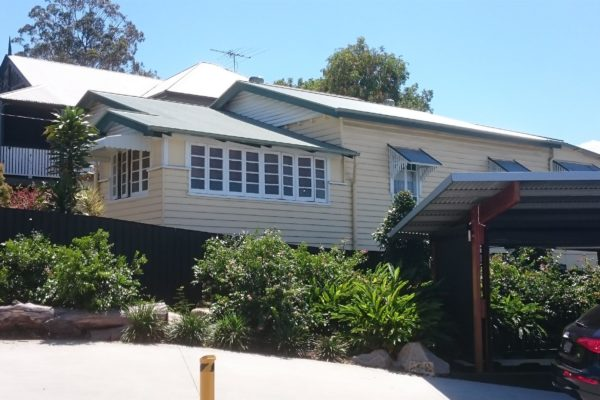 Completed roofing project East Brisbane (1 of 2)